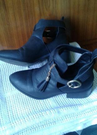 Ботинки- деми
