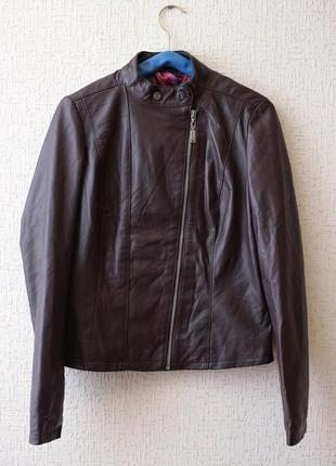 Кожаная куртка kor@kor gold edition