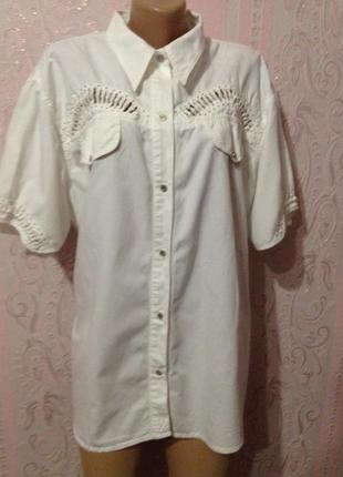 Рубашка (италия) 4xl.
