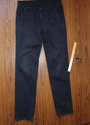 Классные коттоновые брюки в школу