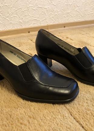 Женские туфли irbis натуральная кожа