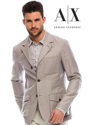 Armani exchange пиджак блейзер tommy hilfiger (цвет черный) gant