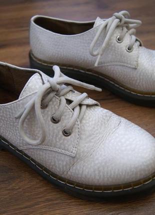 Туфли dr. martens редкая модель 38-39, 24.5
