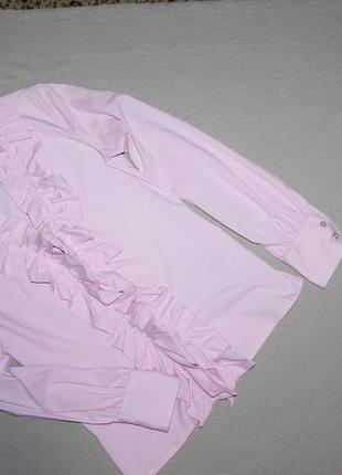 Коттоновая блуза french fry