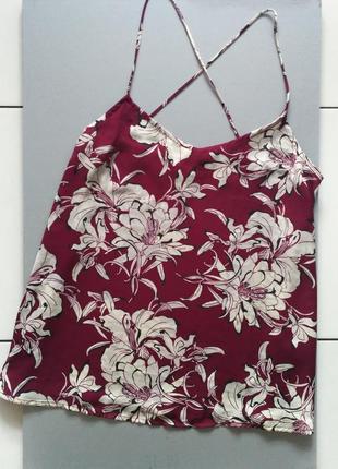 Крутезна майка від glamorous / топ / блуза / блузка glamorous