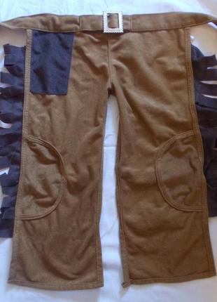 Скидка штаны 104 см1 фото