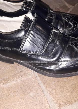Школьные туфли бартек 36
