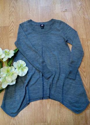 Оригинальный свитер h&m
