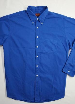 Брендовая плотная мужская рубашка burton