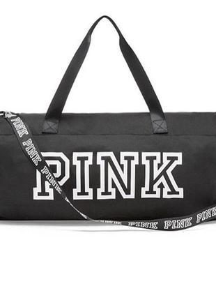 Спортивная сумка victoria's secret pink, сумка для спорт зала дорожная сумка оригинал1