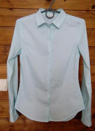 Рубашка в актуальный принт