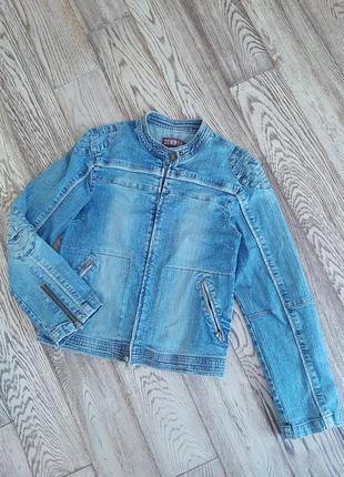 Джинсовая куртка от denim&co.