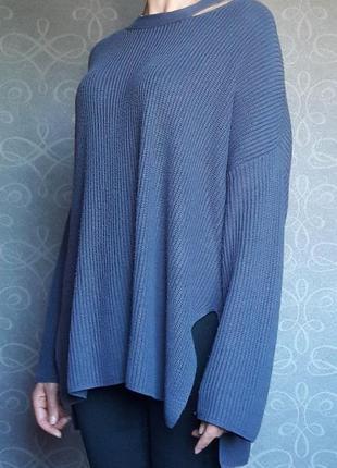 Объемный свитер new look