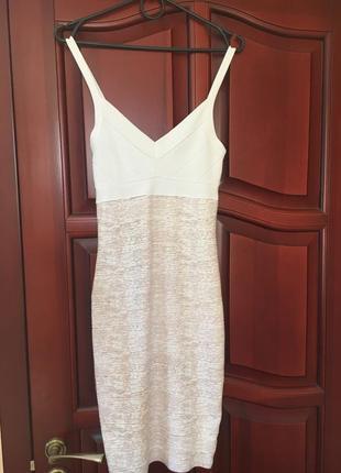 Платье-бандаж new look