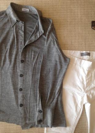Кофта-рубашка avena4 фото