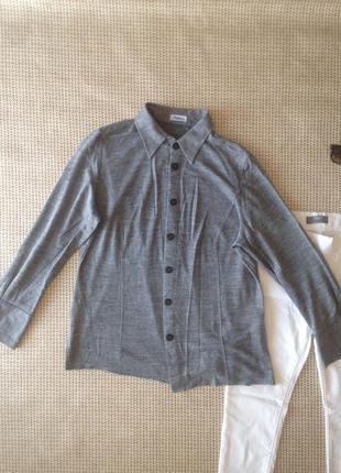 Кофта-рубашка avena