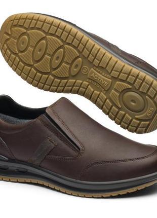 Зимние туфли, полуботинки grisport, италия