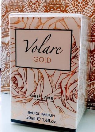 Парфюм oriflame volare gold