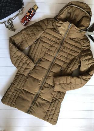 Куртка удлиненная/пальто