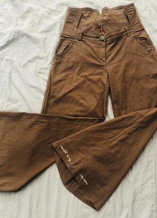 Супер широкие брюки cop copine
