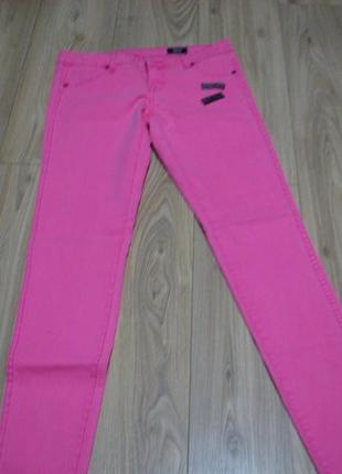 Яркие летние джинсы с америки
