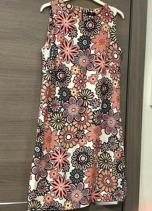 Вискозное платье, платье из вискозы