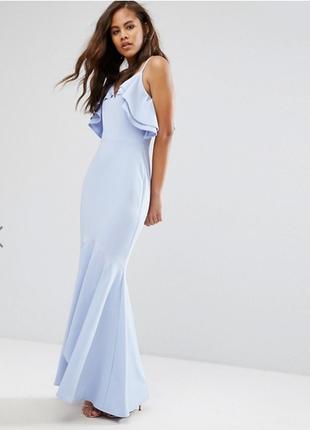 Цена дня!!! вечернее платье john zack tall от asos