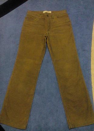 Вельветовые брюки ostin