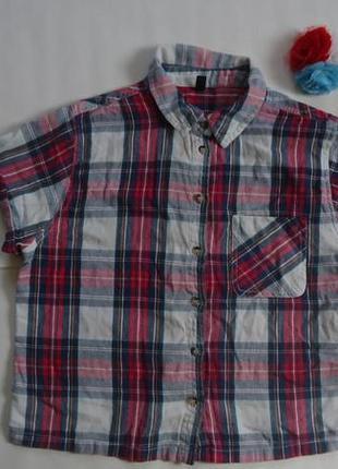 Короткая рубашечка с-м