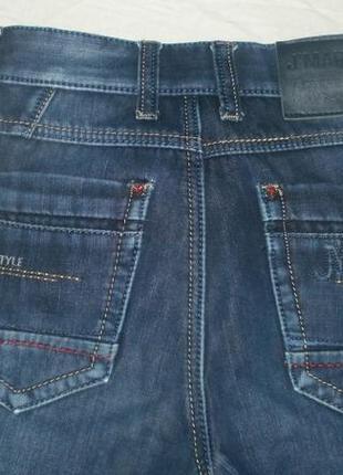 Джинсы утепленные джинсы w 27 l 34