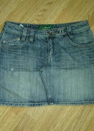 Юбка/спідниця джинсова s.oliver