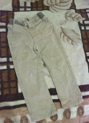 Модные джинсовые брюки на 2-3 года , стильные , фирма некст , next
