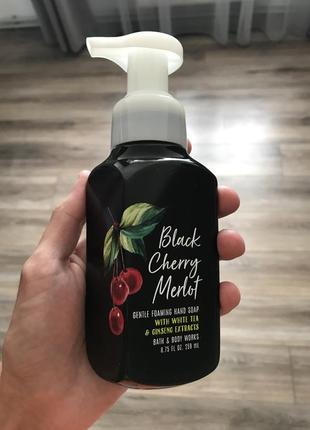 Мыло для рук bath and body works
