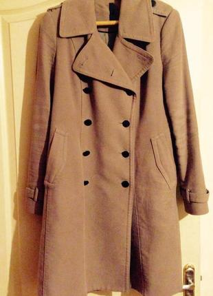 Тренч, пальто
