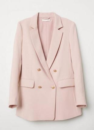 Стильный пиджак жакет h&m