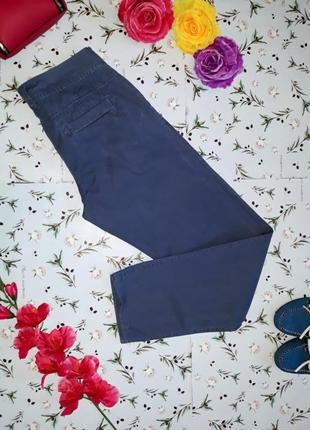 Хлопковые брюки new look прямого кроя, размер m - l