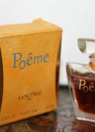 Lancome poeme духи экстракт