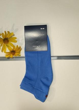Носочки носки синие