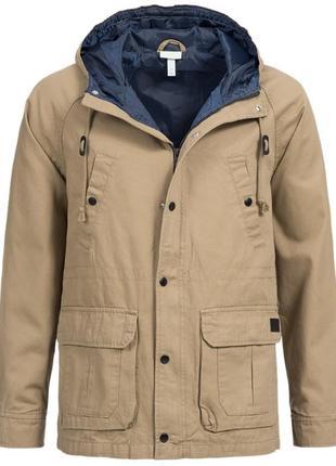 Оригинал мужская  куртка парка adidas neo размер s