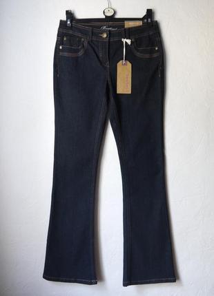 Стрейчевые джинсы клеш bootcut