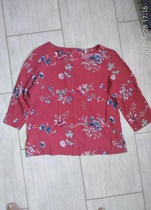 Блузка laura ashley