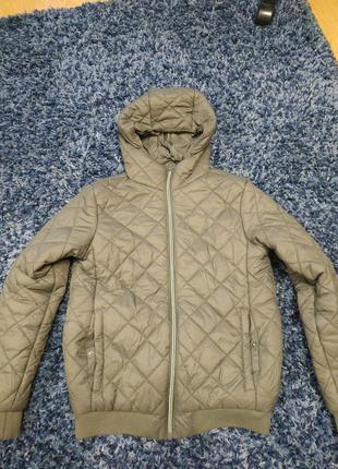 Воздушная лёгкая куртка на подростка