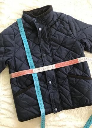 Стильна демісезонна куртка zara, ріст 104 см!!!
