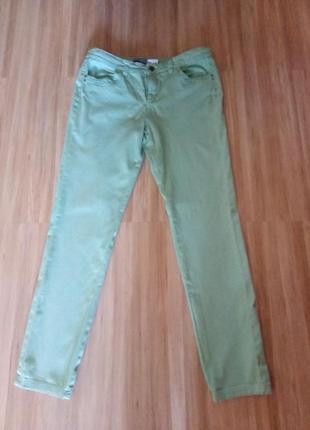 Мятные джинсы yessica, 42 (16)