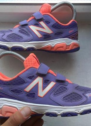 Продам детские кроссовки new balance 680 размер 33 New Balance a41e720083939
