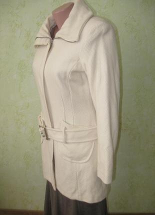 Пальто стильное р 38/402 фото