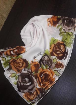 💕нежнейший лёгкий платок красивые цвета💕