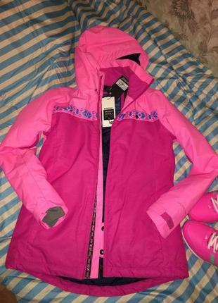 Лижна-сноубордна куртка
