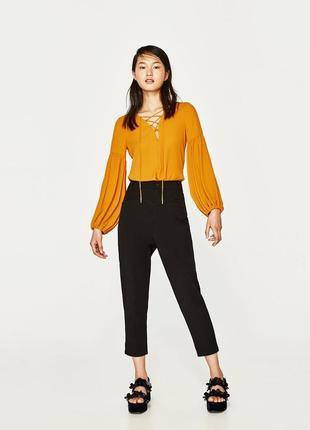 Блуза боди от zara