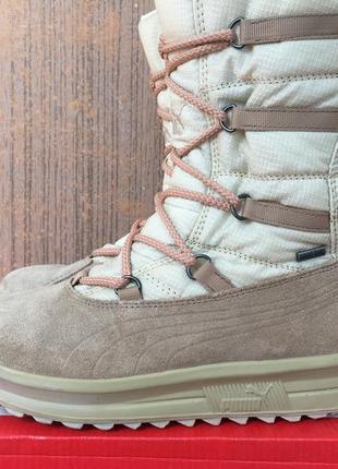 Ботинки puma cimomonte gore-tex